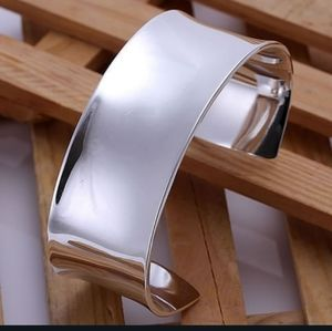 Real Sterling silver bangle